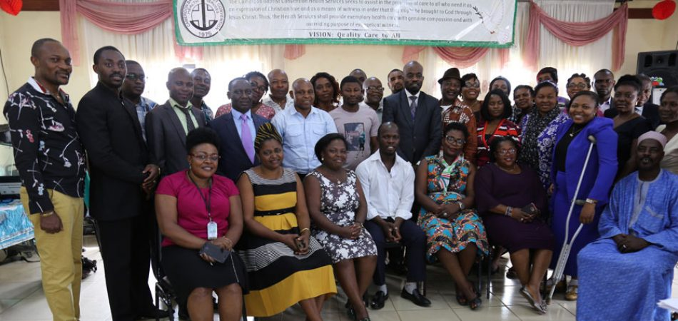 CBCHS take lead in setting a network to fight GBV
