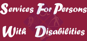 Services For Persons With Disabilities